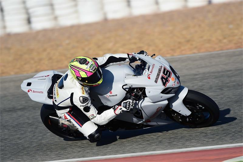 Spain test-Tommy Bridewell-1