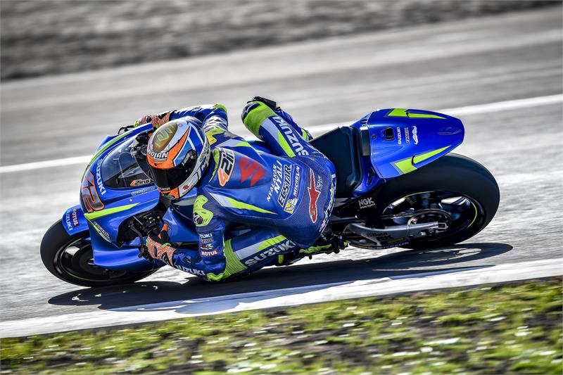 Jerez Test - Alex Rins-10