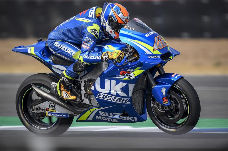 Buriram Test - D2 - Alex Rins-12