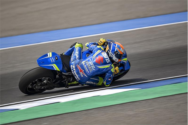 Buriram Test - D2 - Alex Rins-10