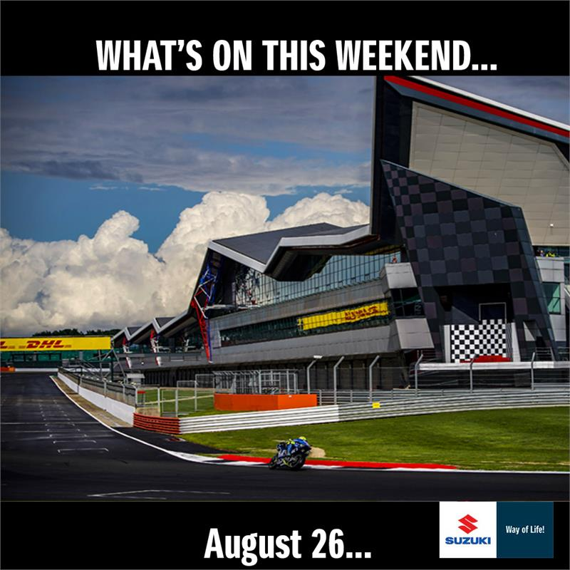 WEEKEND ACTION - Aug 26
