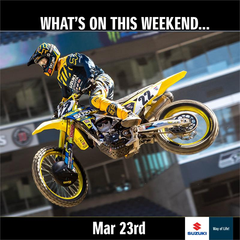 Weekend Action - Mar 23rd