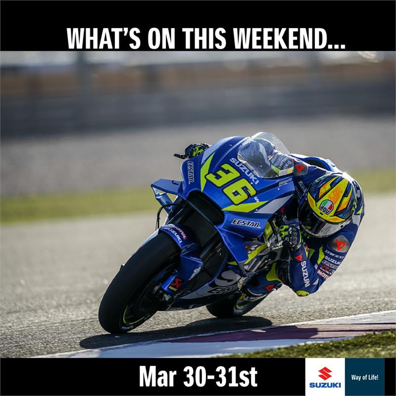 Weekend Action - March 29