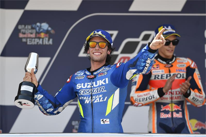 MGP-4-Alex Rins-R1 Podium-1